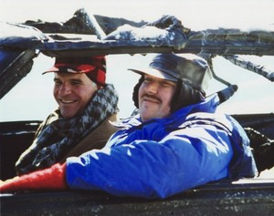 Steve Martin and John Candy: Behind the Scenes