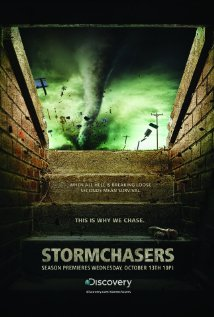 Storm Chasers wallpaper possibly with Anime titled Storm Chasers