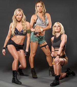 Summer Rae,Emma,Renee Young