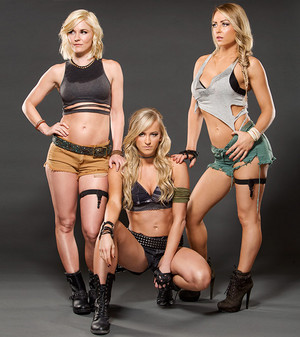 Summer Rae,Emma,Renee Young
