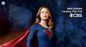 Supergirl - Season 1 - Poster