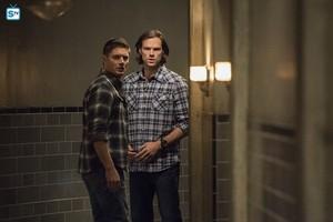 Supernatural - Episode 10.21 - Dark dinastya - Promo Pics