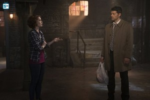 Supernatural - Episode 10.21 - Dark Dynasty - Promo Pics