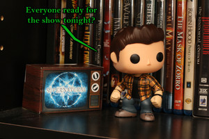 Supernatural Funko Adventures