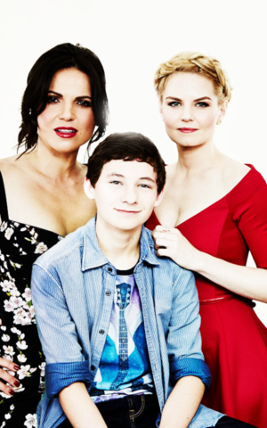 Swan-Mills Family Portrait