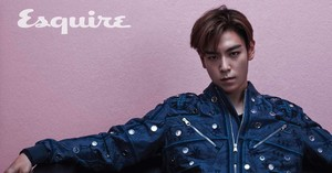 T.O.P for Esquire
