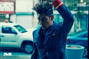 T.O.P individual shot from reciente release