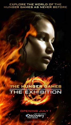 THG: The Exhibition Poster