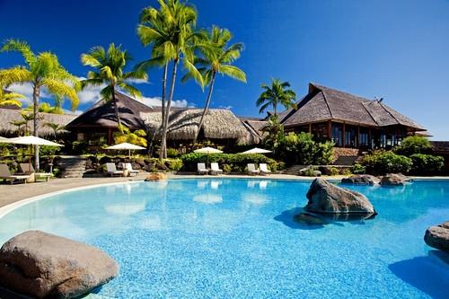 Summer fond d'écran containing a resort called Tahiti
