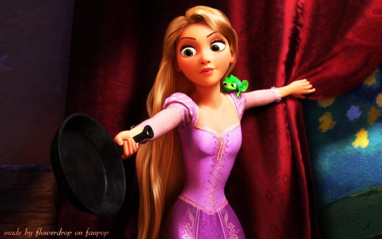 Rapunzel - L'intreccio della torre wallpaper