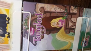 tangled in Goldenbook!