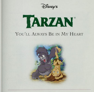 Tarzan - You'll Always Be in My दिल