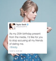 Taylor Swift On Twitter
