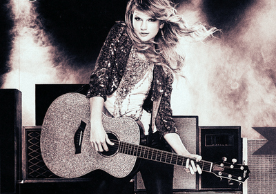 Taylor Swift guitar