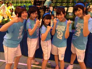 Team B AKB48 Sports Festival 2015