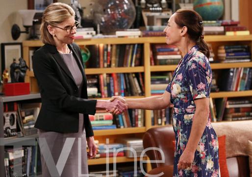 The Big Bang Theory 8.23 ''The Maternal Combustion''