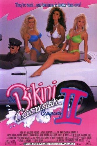 The Bikini Carwash Company 2 (Poster)