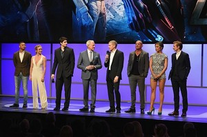 The CW Network's 2015 Upfront - May 14 2015