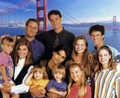 The Cast of Full House - full-house photo