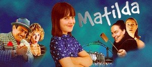 The Characters from Matilda