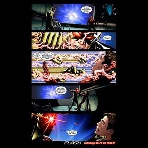 The Flash - Episode 1.23 - Fast Enough (Season Finale) - Comic Vorschau