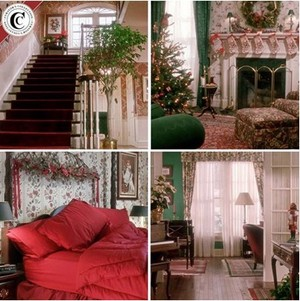 The Interior of the McCallister House in Chicago, Illinois