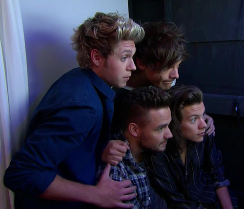 One Direction Images The Late Late Montrer With James Corden Fond D