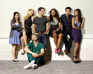 The Mindy Project - Season 1 Cast