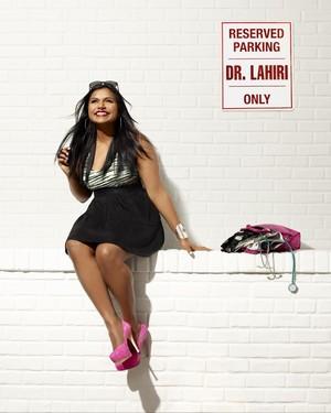 The Mindy Project - Season 1 Portrait - Mindy Kaling