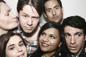 The Mindy Project - Season 2 Cast