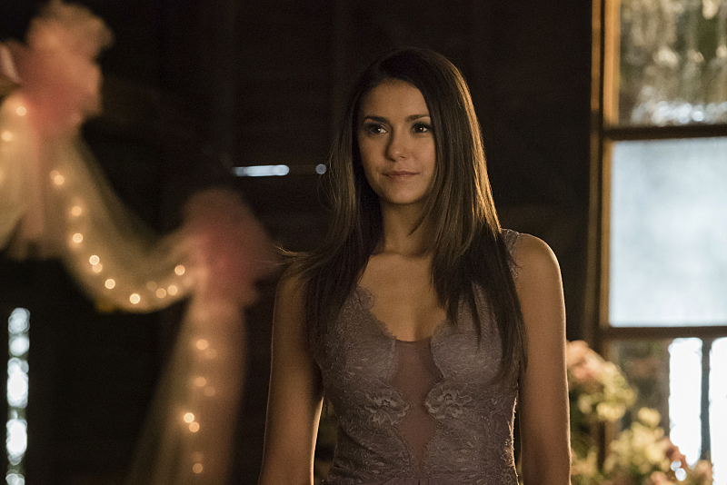 The Vampire Diaries 6.21 ''I'll Wed You In The Golden Summertime''