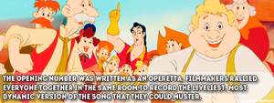 Things you didn't know about Beauty and the Beast