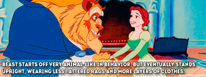 Things anda didn't know about Beauty and the Beast