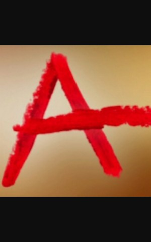 This is the signature initial of A from Pretty Little Liars.