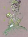 Tiana      - disney-princess fan art