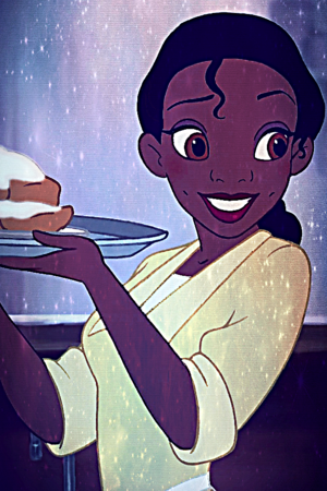 Tiana iPhone 4 Background
