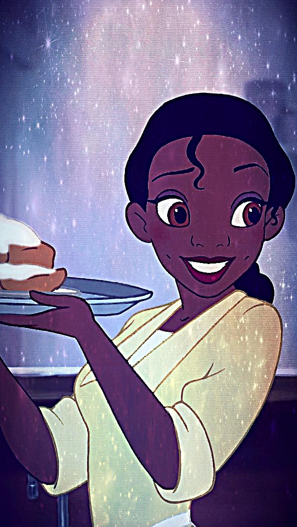Tiana Iphone 5 Background Princesses Disney Photo