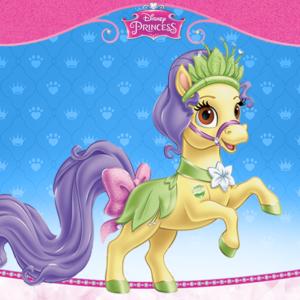 Tiana's poni, pony Bayou