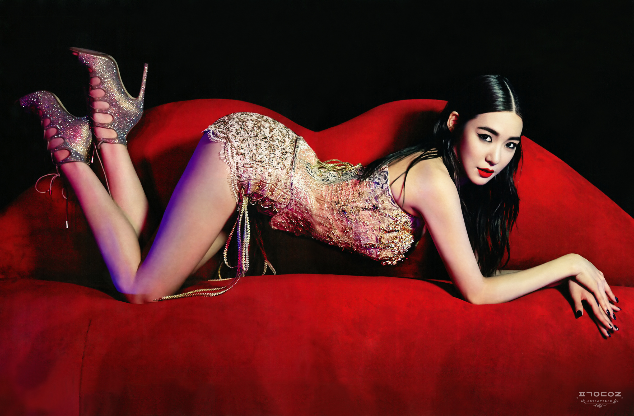 Tiffany for Allure Magazine June 2015