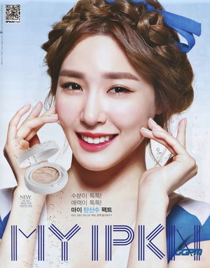 Tiffany for IPKN 2015