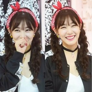 Tiffany in jantung a Tag