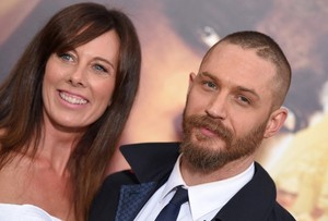 Tom Hardy at the Premeire of Mad Max Fury Road 7th May , 2015 in Hollywood, California.