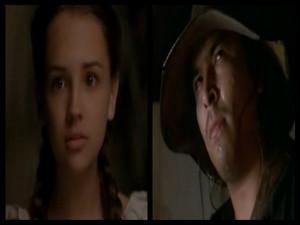 Tom and Huck: Becky fearful of Injun Joe