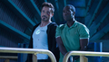 Tony and Rhodey - Iron Man 3