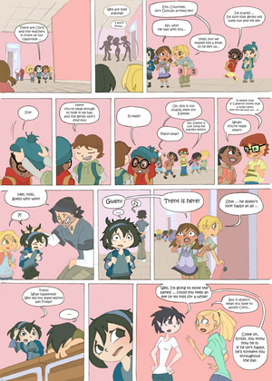 Total Drama Kids Comic Page 34
