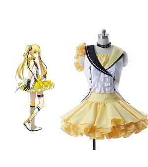 Tsukiuta Hijiri Kurisu Cosplay Costume