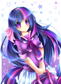 Twilight Sparkle anime