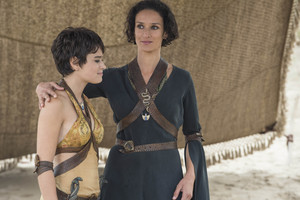 Tyene and Ellaria Sand