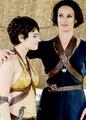 Tyene & Ellaria Sand