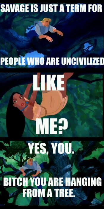 Uncivilized like me?